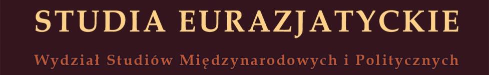 studia eurazjatyckie